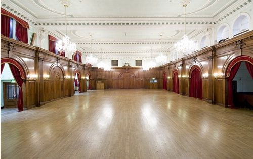 Hire The Porchester Hall In London - Historical Hall Venue For Weddings & Conferences In London.