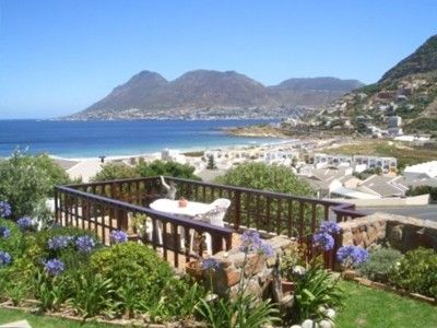 Simons Town. Western Cape Town  Stunning views