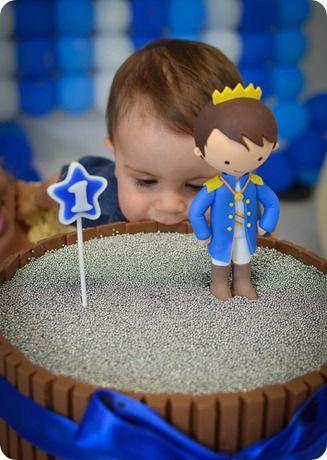 Festa Pronta - Pequeno Príncipe - Tuty - Arte & Mimos www.tuty.com.br