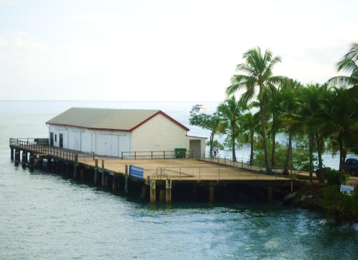 The Sugar Wharf..Port Douglas