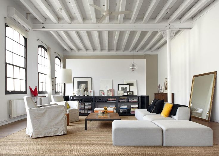 Stunning New York Style Loft In Downtown Barcelona By Shoot 115 Post Decorative Accessories Picture Of Outstanding Interior Design Ideas Lo