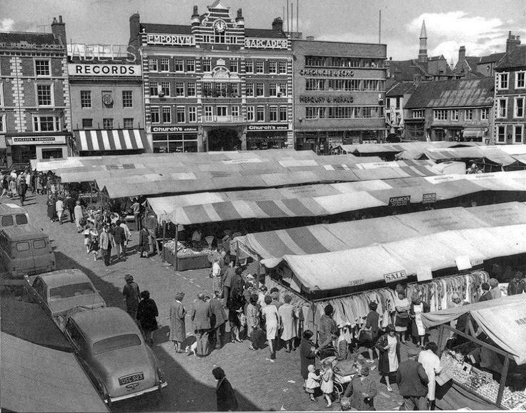 The Market Square, Northampton