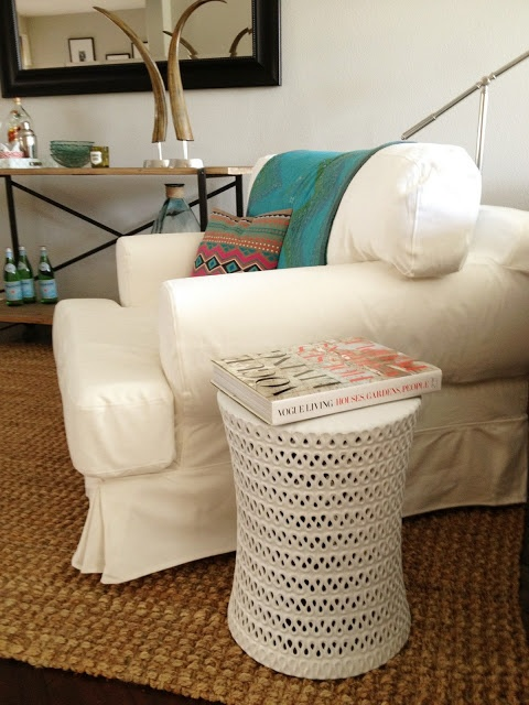 Diy oly studio pipa table diy for the home pinterest for Kids overstuffed chair