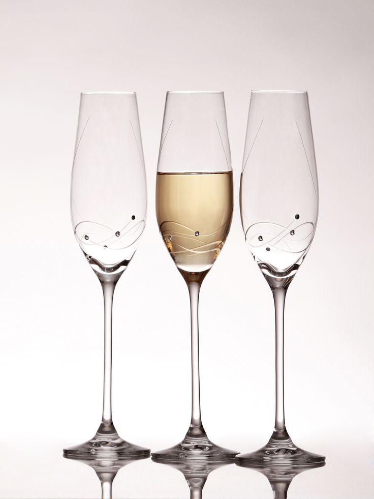 poháre na šampanské www.crystal4europe.eu