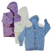 Cosilana Fleeced Wool Jacket for 2-4 Year Old Children