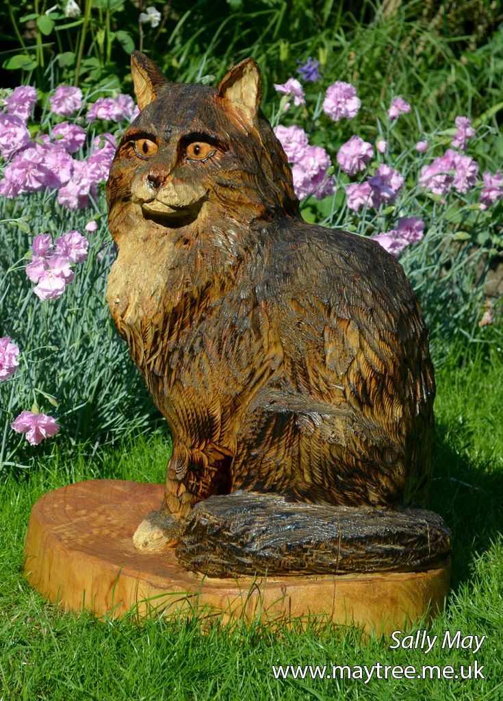 Best sally wibrew s chainsaw art images on pinterest