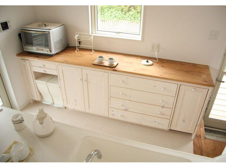 デザインも使いやすさも収納力も!食器棚こそオーダーを LIMIA (リミア)