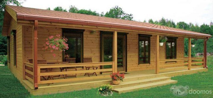 Construir casa en villarrica for Planos de cabanas campestres