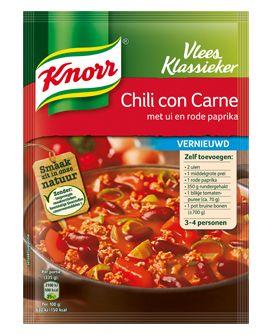 Dat er Chilipoeder in de Con Carne zit is logisch. Maar deze mix met o.a. Spaanse peper, gember en paprika maken hem pas echt onmiskenbaar Mexicaans.