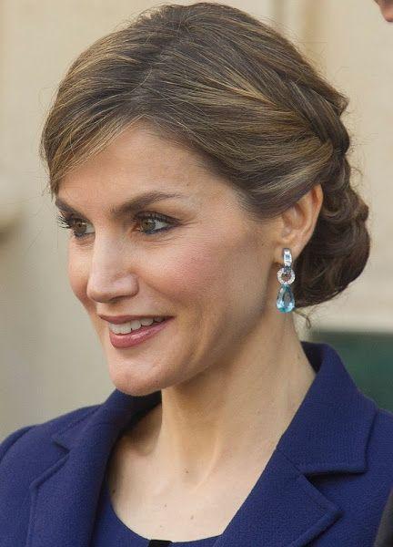 Queen Letizia attend 2016 Cervantes Awards Ceremony