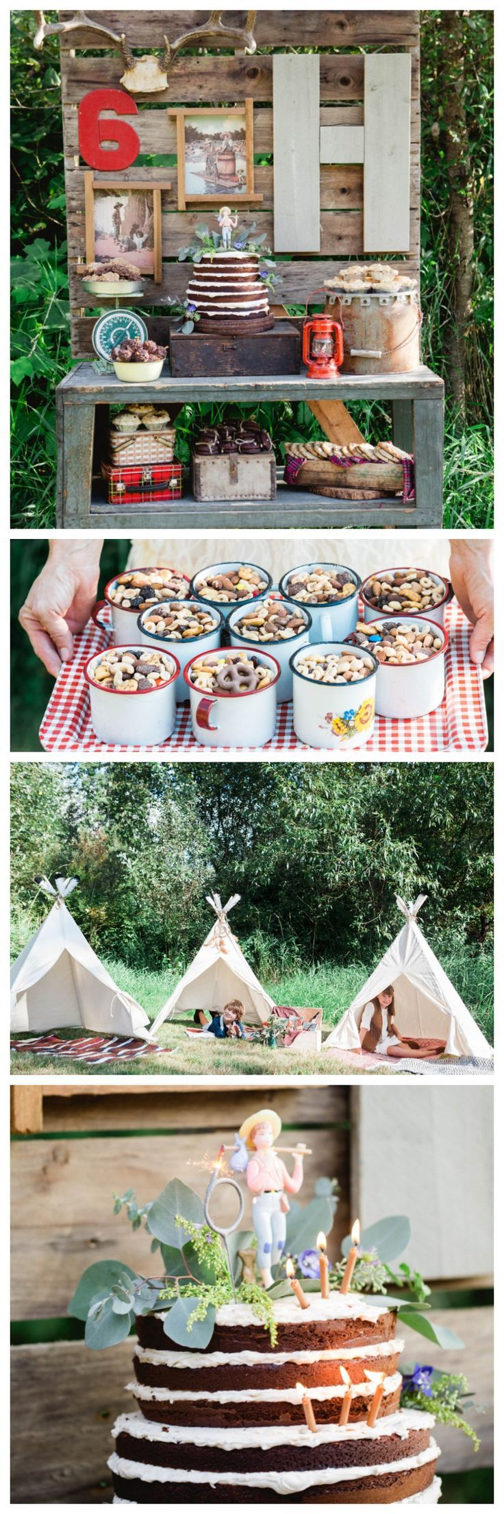 Ideas For An Adventure Themed Birthday Party