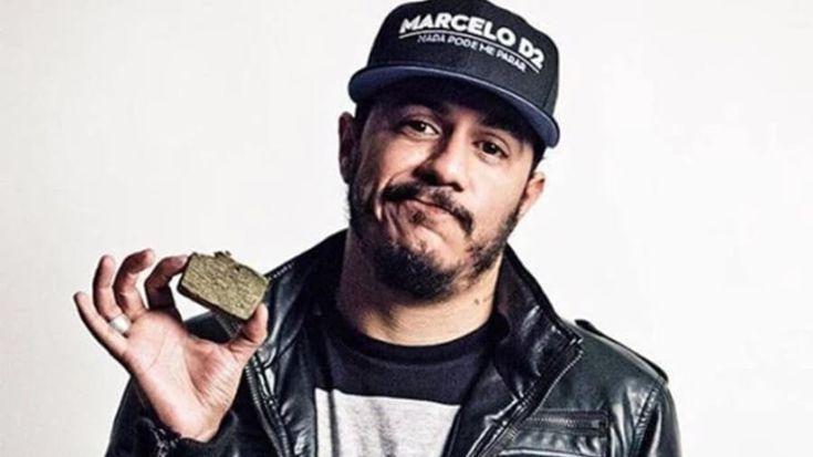 """""""Eu achava que em 2016 ia estar vendendo maconha na padaria"""", diz Marcelo D2 em entrevi"""