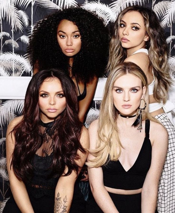 """Little Mix for their new book """"Our World"""""""