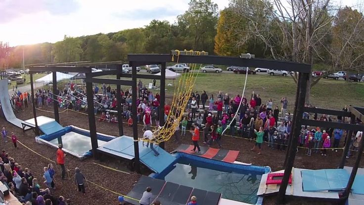 MYLO Obstacle Fitness is hosting a Kids American Ninja Warrior Competition!