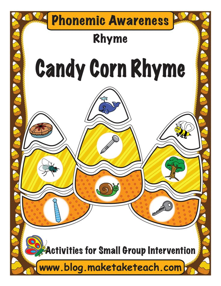 Candy Corn Rhyme