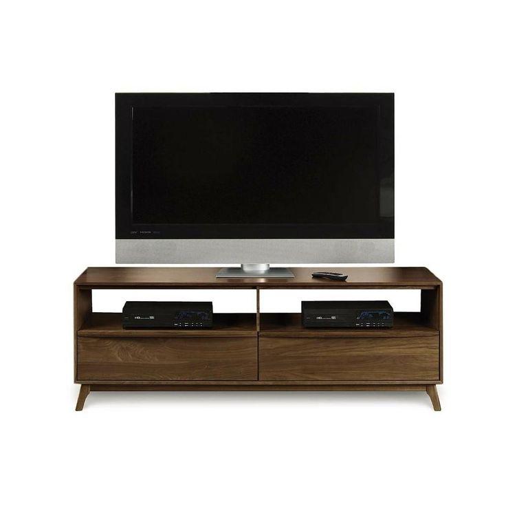 66 best TV, entertainment stuff images on Pinterest Audio, Light - meuble tv home cinema integre watts