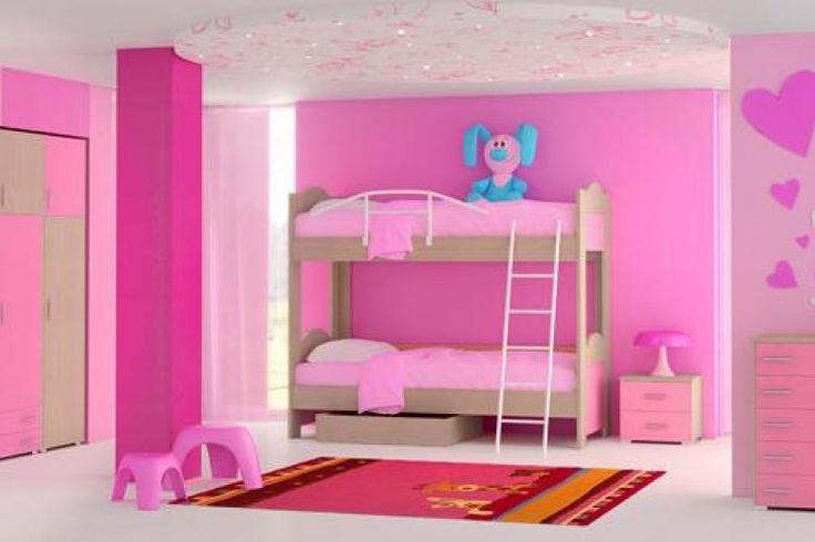 Παιδικό δωμάτιο ΡΟΖ | Νέο Κέντρο Επίπλου - Ξάνθη