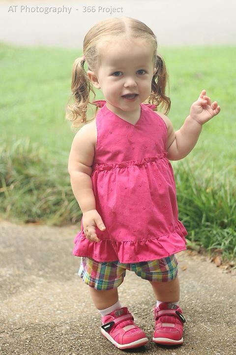 My amazing niece Rilee who has achondroplasia dwarfism. She is perfect <3 We all love her so much!!