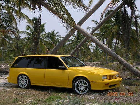 slammed chevrolet cavalier station wagon | zeddyman 1987 ...
