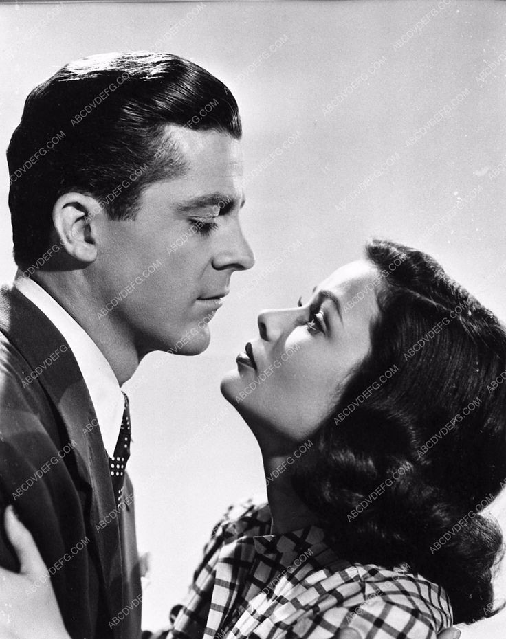 photo Dana Andrews Gene Tierney classic film noir Laura 763-02