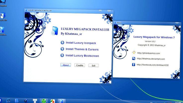 Ghost Windows 7 Ultimate Luxury Edition X64