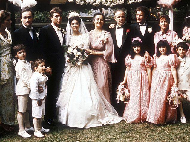 The Godfather (1972) Best Movie Wedding Dresses - iVillage