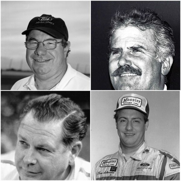 FANS FINALIZE 2017 HALL OF FAME INDUCTEES; EAST, GURNEY, RUBY & SCHRADER LATEST HONOREES USAC's recent social media poll to complete the 2017...