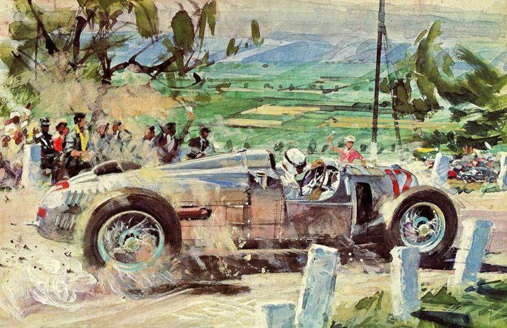 Auto Union tipo A 1934