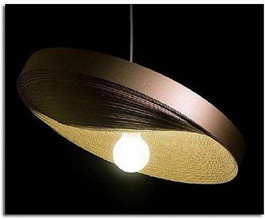 Lamp carton design