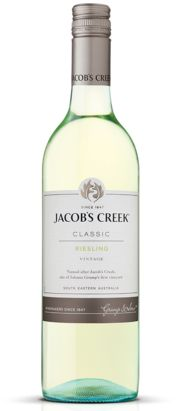 Jacob's Creek Classic Riesling Wine