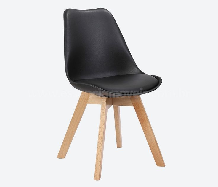 Cadeira Leda, linda e com design inovador, é o diferencial de toda decoração. Tem o assento em polipropileno com almofada fixa, base madeira.   Clique aqui para mais detalhes⬇️⬇️⬇️
