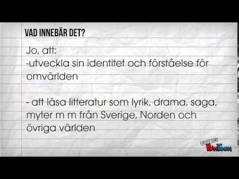 Förmågorna i svenska som flipp