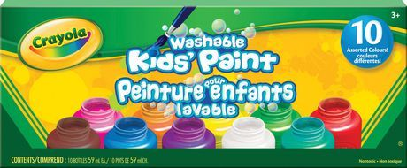10 Washable Paint Jars for sale at Walmart Canada. Find Office & Stationery online at everyday low prices at Walmart.ca