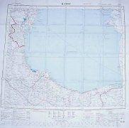 Silk Escape Map, Rasht/Baku