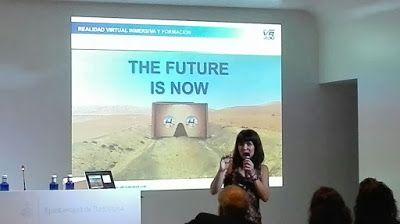 """All VR Edu: #VR en la sesión """"Innovación y transformación de l..."""