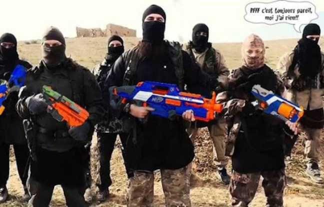 VIDEO. Journée trolling de Daesh: Les tweets les plus drôles des internautes  - www.docjeanno.fr