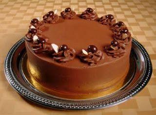 Самые вкусные рецепты: Торт Мокко