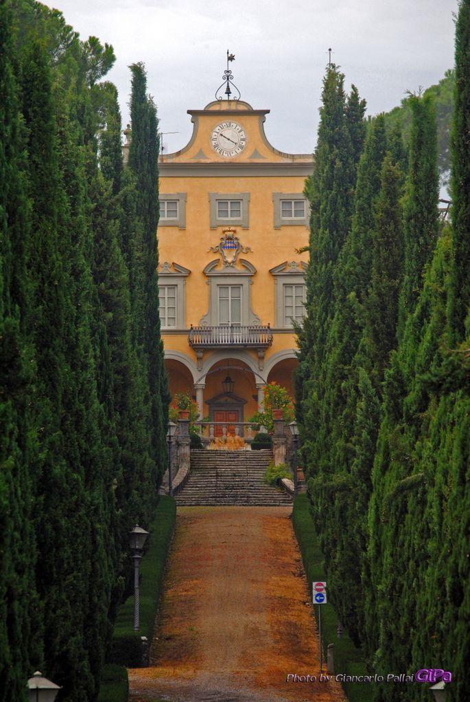 Villa Antinori, Signa - Tuscany, Italy