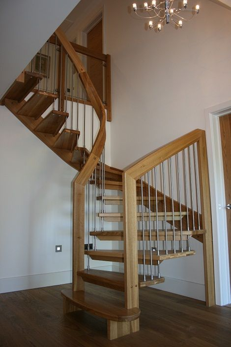 14 best staircase for small spaces images on pinterest staircase design small spaces and - Small space staircase image ...