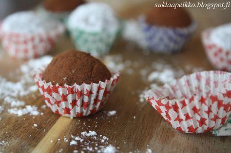 Suklaapeikon keittiössä: Brigadeiro (brasilialaiset suklaapallot)