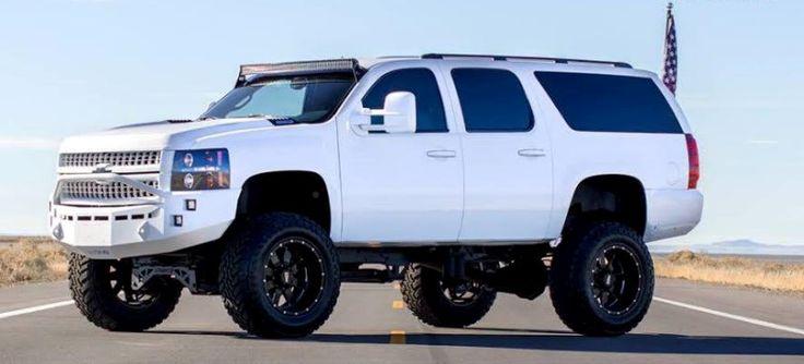 "Built Diesel 5 giveaway - option #4: ""Duraburb"" custom twin-turbo Duramax diesel Suburban."