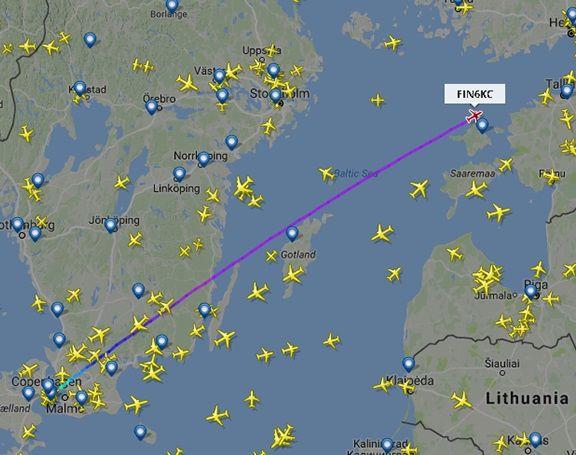 Un viernes 13 de 2013, el vuelo 666 de Finnair 666 aterrizó en Helsinki. El código del aeropuerto es HEL