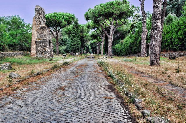 Best Attractions in Rome: Visiting The Appian Way