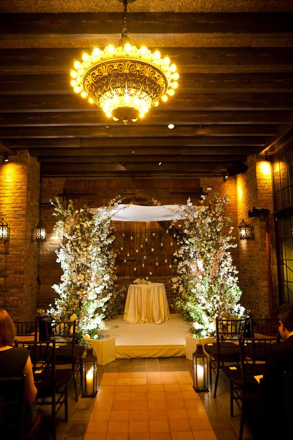 The Bowery Hotel Wedding by Daughter of