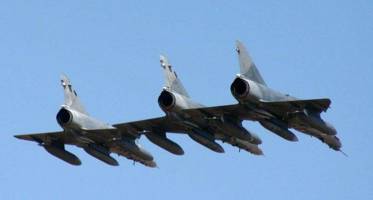 South African Air Force Cheetahs