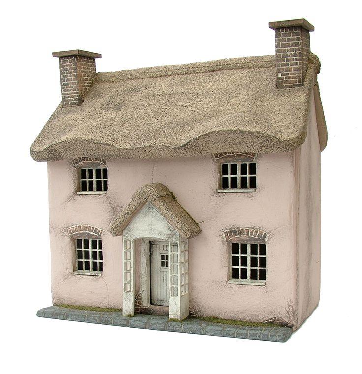 Rosebud cottage 1 48th dolls for Kit di cabina e cottage
