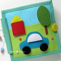 Развивающие игрушки, подарки из фетр ФЕТРОРАДУГА