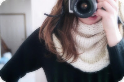 Chunky Knit Cowl Pattern -- my go-to gift