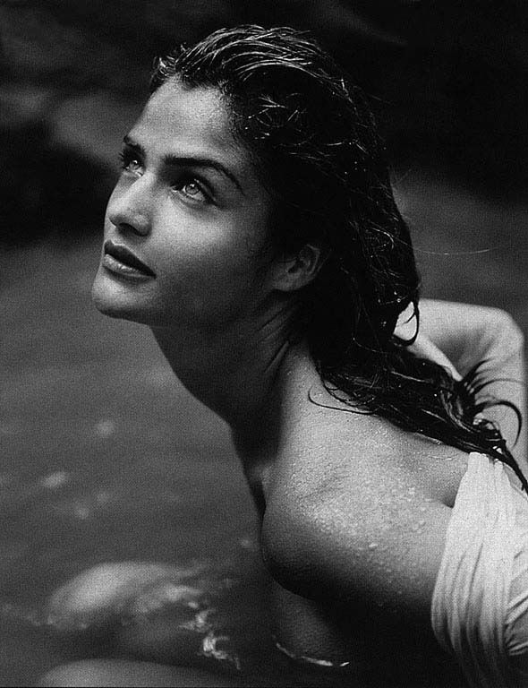 Herb Ritts - Helena Christensen