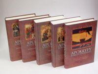Starowieyski Marek (red.) - Apokryfy Nowego Testamentu T. I-V